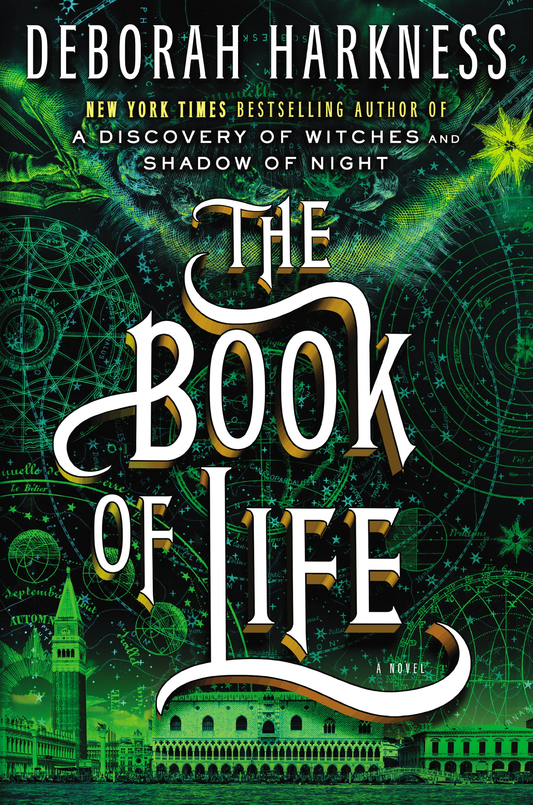 Buy The Book Of Life: A Novel (all Souls Trilogy) Book Online At Low Prices  In India  The Book Of Life: A Novel (all Souls Trilogy) Reviews & Ratings