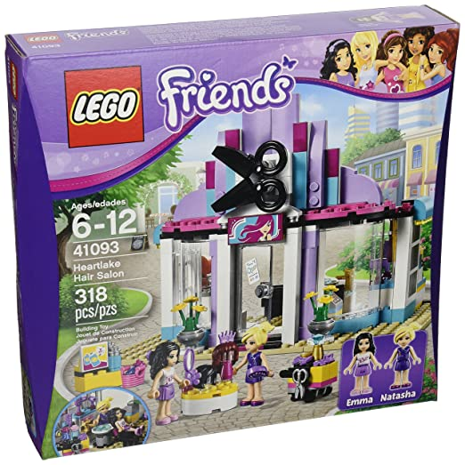 This is on my Wish List: LEGO Friends 41093 Heartlake Hair Salon: Toys & Games