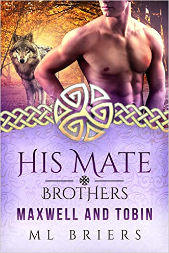 His Mate- Brothers- Maxwell and Tobin written by M L Briers