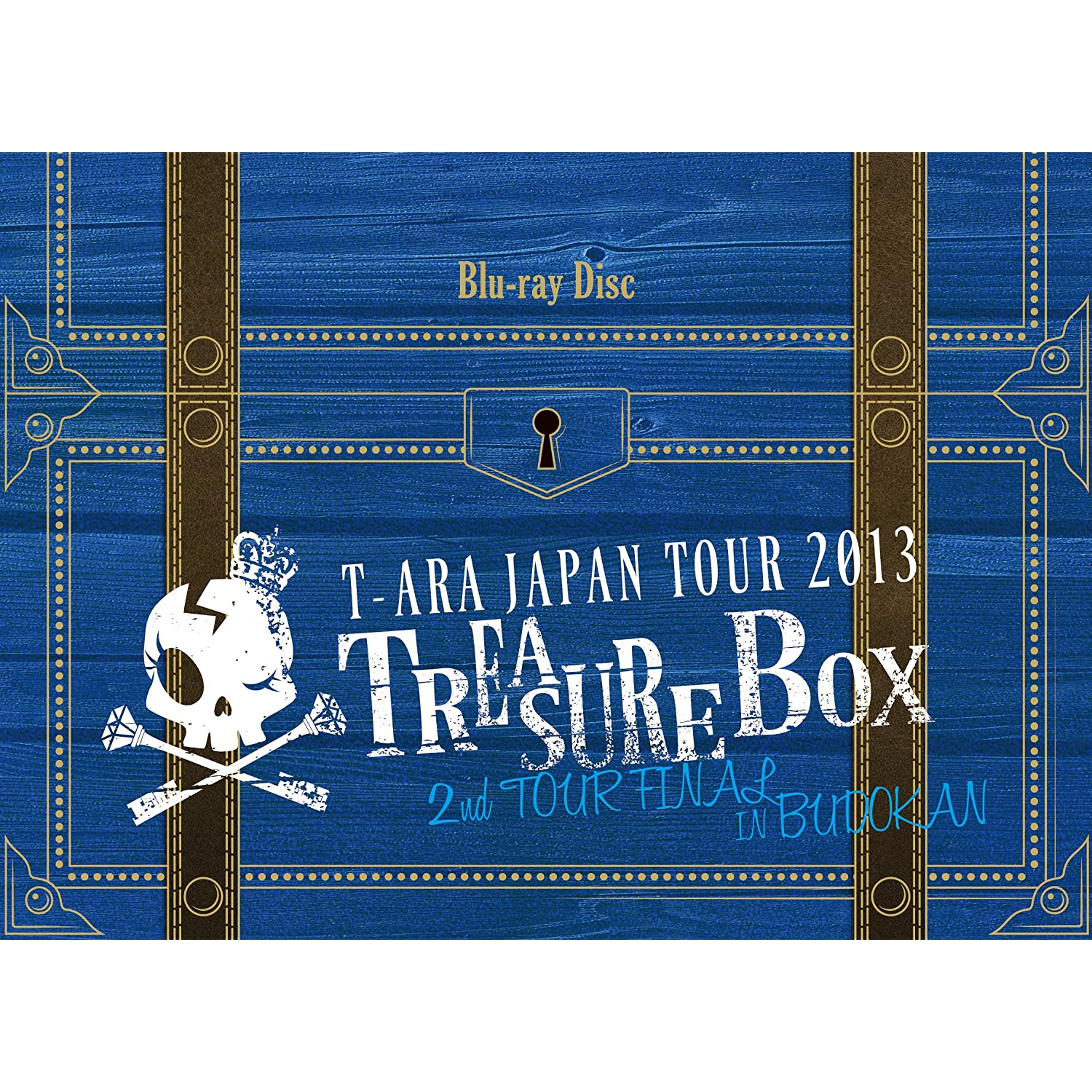 T-ARA – T-ARA Japan Tour 2013 – Treasure Box – Live in Budokan
