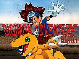 Digimon Adventure - Staffel 1