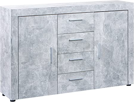 Sideboard Finish: Concrete Light