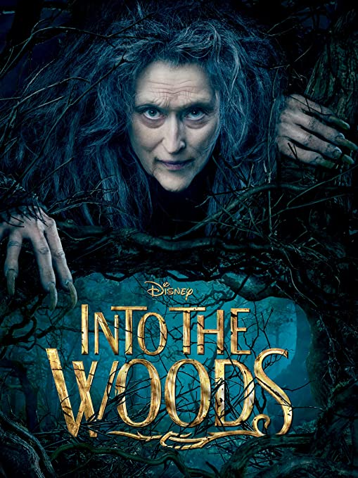 Into the Woods 1-Disc