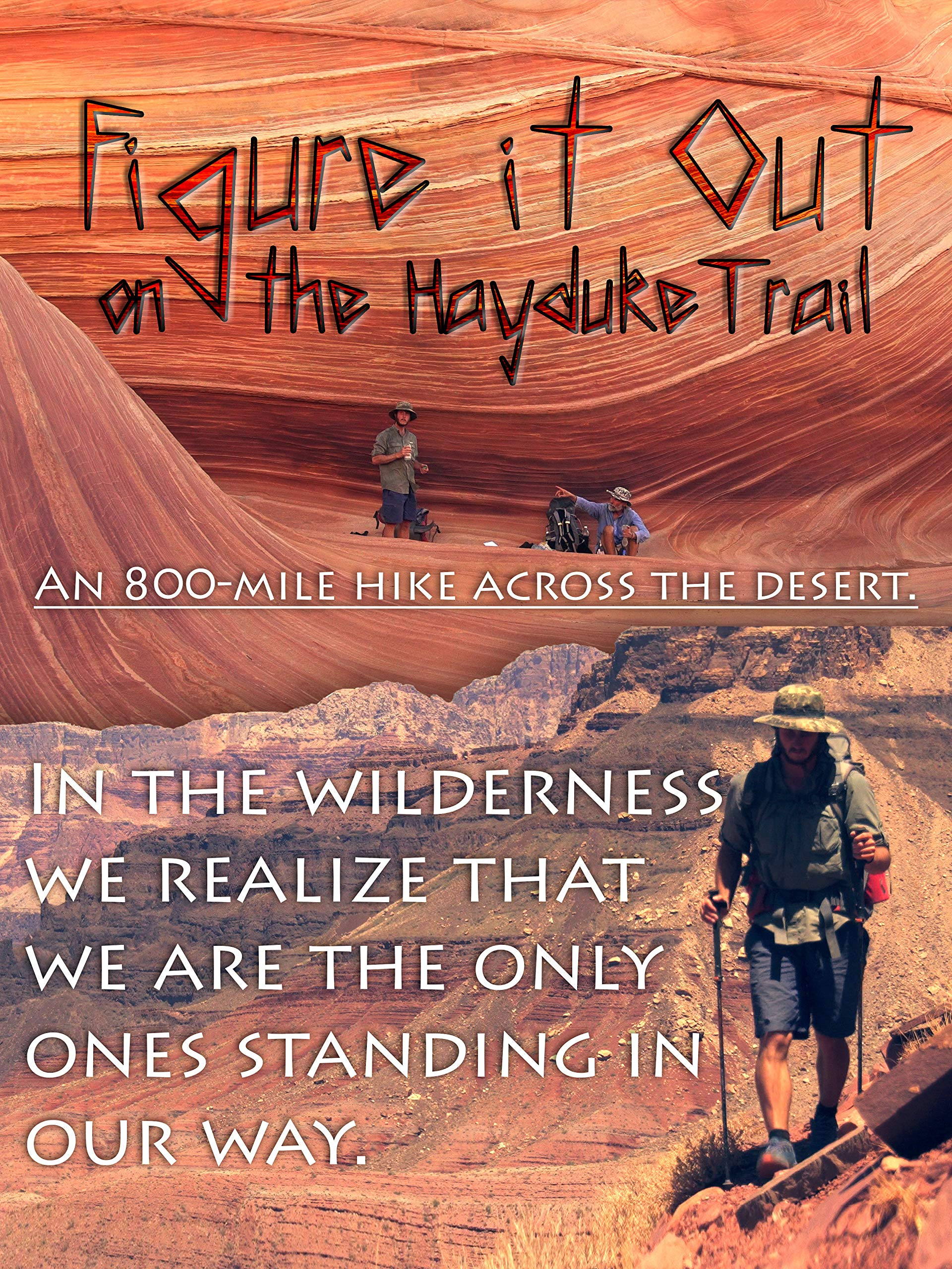 Figure it Out on the Hayduke Trail