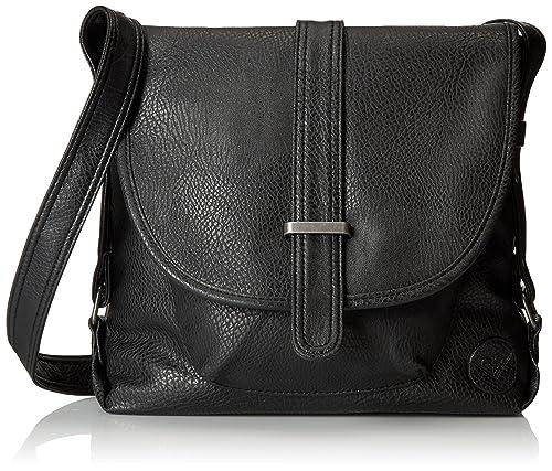 Roxy Womens Black Shoulder Bag 75