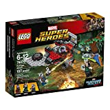 LEGO Marvel Super Heroes Ravager Attack 76079 (Color: Multicolor)