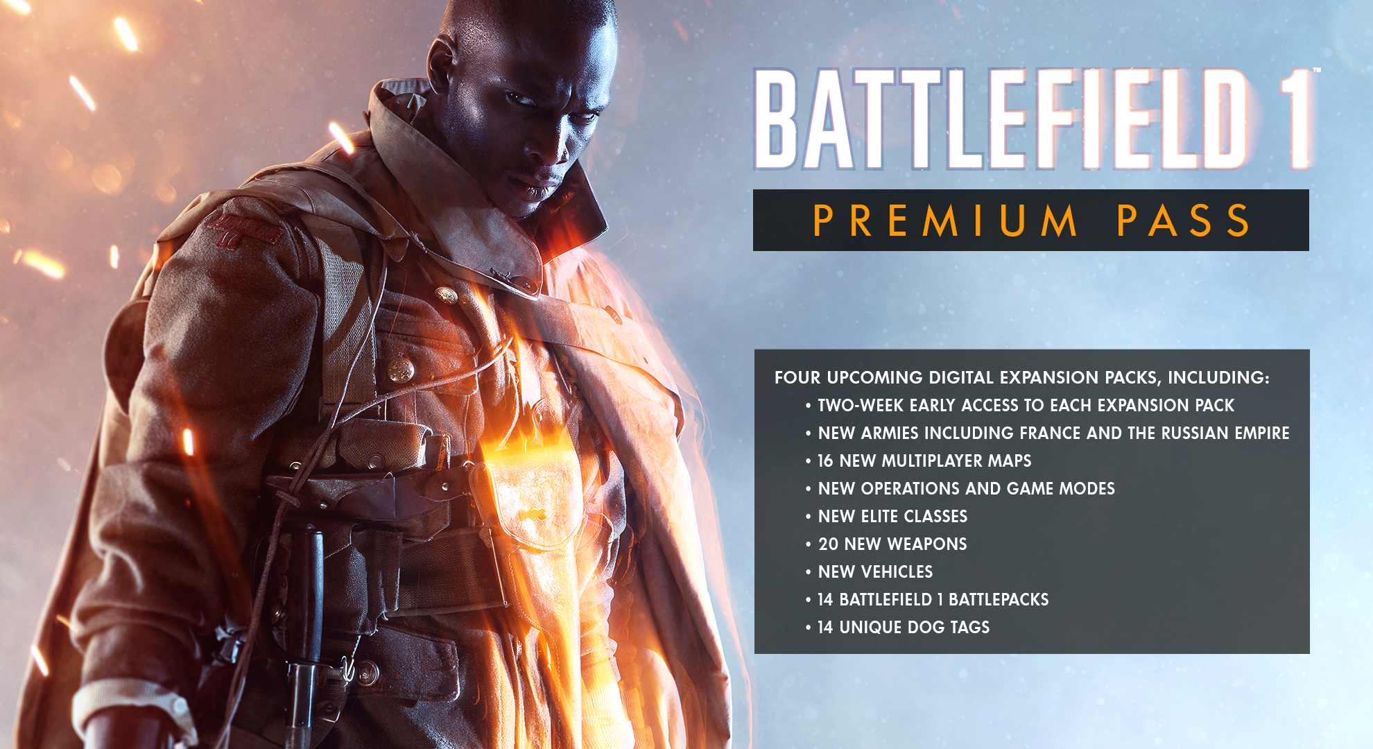 Battlefield 1 Premium Pass [Online Game Code] (Vista Service Pack 1 compare prices)