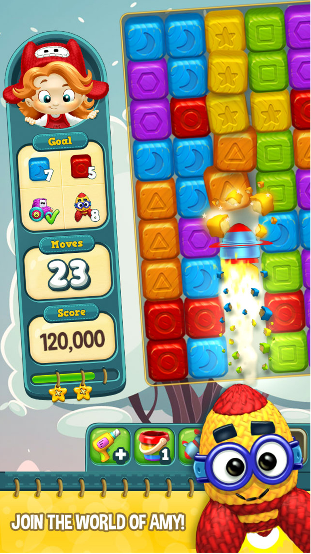 Toy Blast Game By Peak : Toy blast amazon app shop pour android