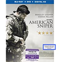 American Sniper on Blu-ray/DVD