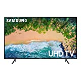 "Samsung 55NU7100 Flat 55"" 4K UHD 7 Series Smart TV 2018 (Color: Black, Tamaño: 55-Inch)"