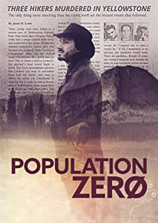 Book Cover: Population Zero