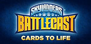 Skylanders Battlecast Cards to Life from Activision Publishing, Inc.