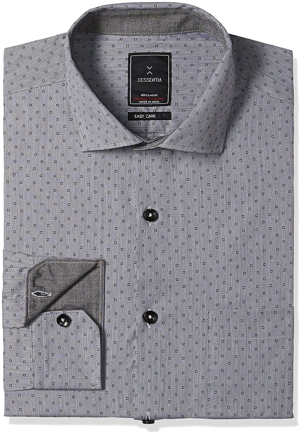 Upto 50% + Extra 25% Off On Mens Wear By Amazon | Xessentia Men's Formal Shirt @ Rs.599
