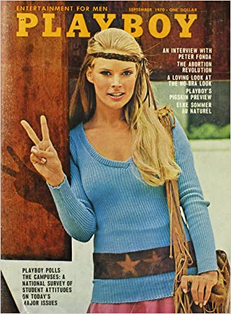 Playboy Magazine, September 1970 written by Hugh Hefner