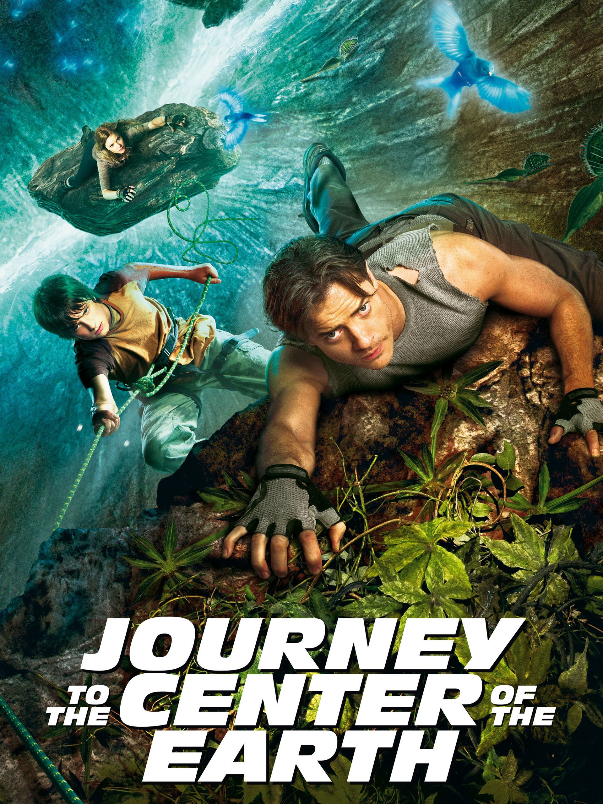 Journey to the Center of the Earth on Amazon Prime Instant Video UK