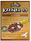 Food for Life Ezekiel 4:9 Organic Almond Cereal, 15 Pound Box