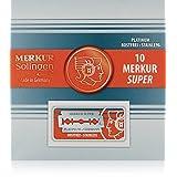 Merkur-Razor Double Edge Razor Blades (Color: 9.95)