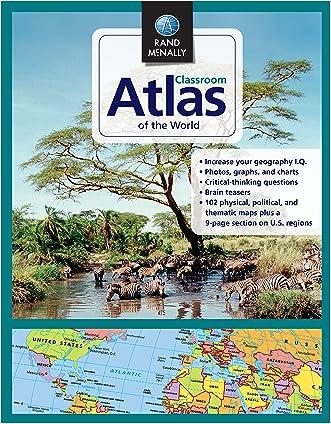Rand McNally Classroom Atlas of the World written by Rand McNally