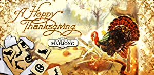 Mahjong: Happy Thanksgiving by DifferenceGames LLC