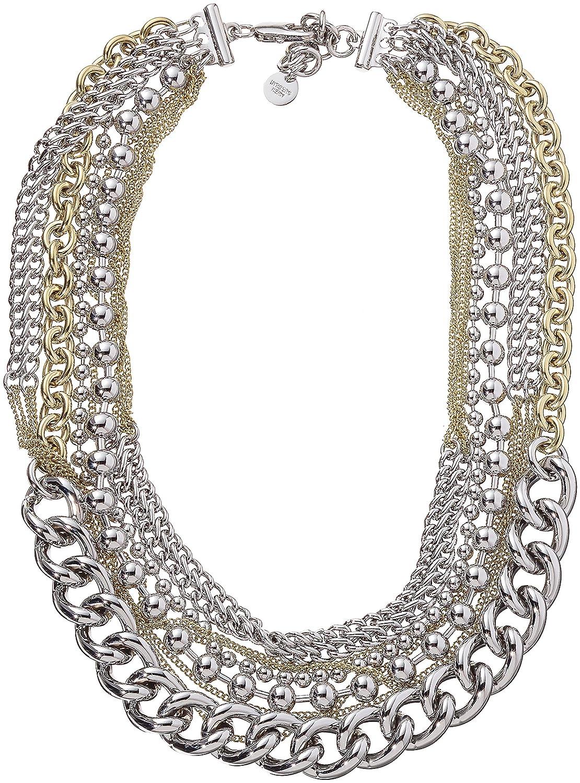 Dyrberg/Kern Damen-Kette ohne Anhänger 15/02 Deane Ss Gold Messing gebürstet 53 cm – 338180 günstig online kaufen