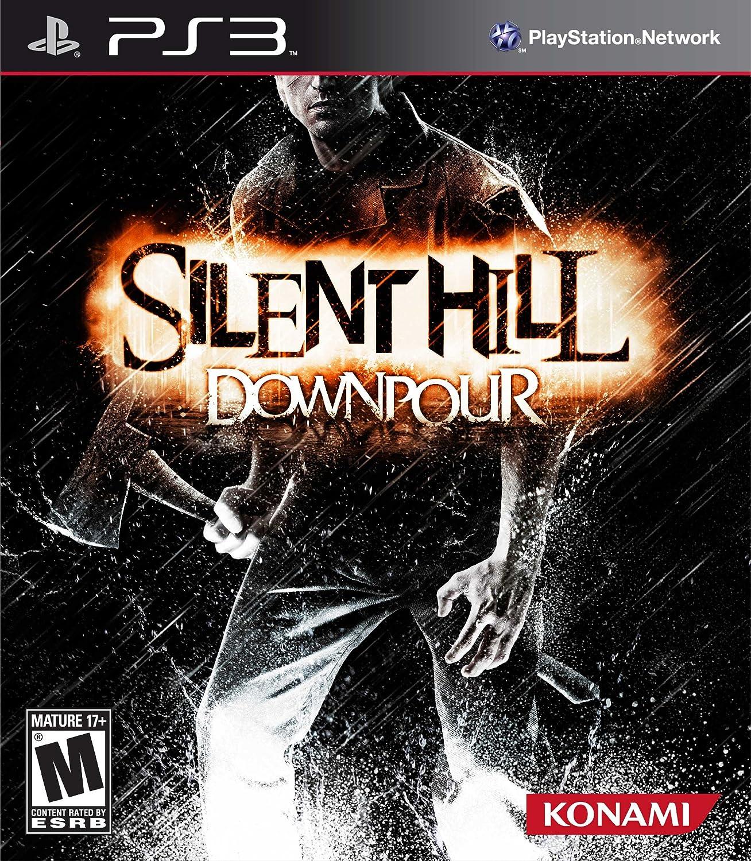 Silent Hill: Downpour new silent hill downpour xb360 by konami 30121