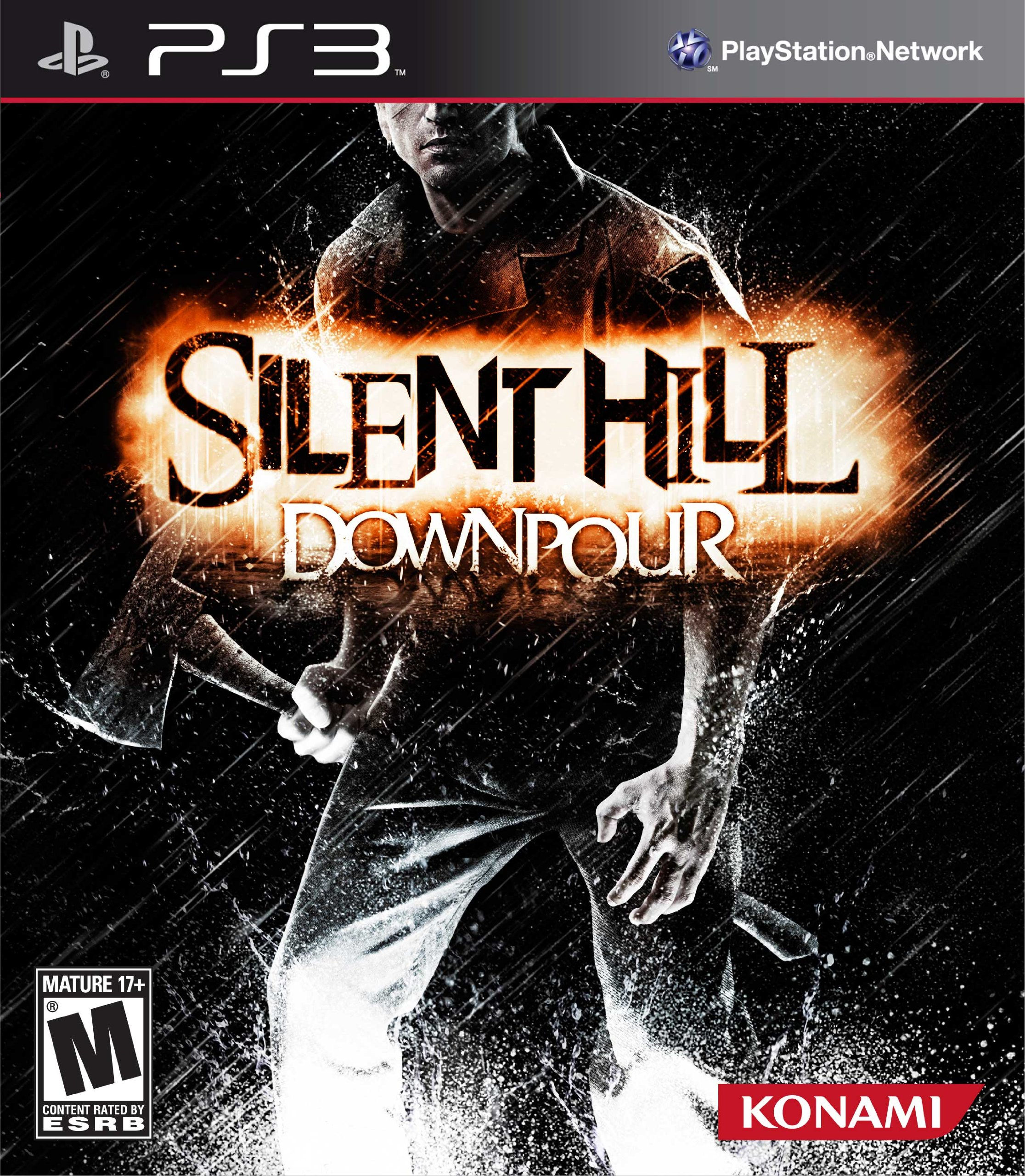 Silent Hill: Downpour(輸入版)