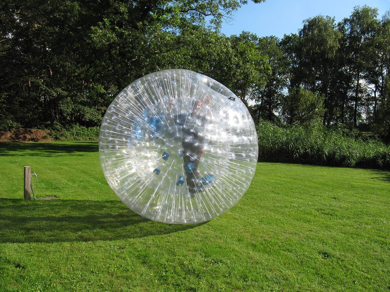 Zorb Zorbing Megaball Riesenball TPU 3m mit Pumpe günstig