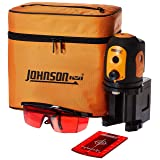Johnson 40-6680 Self-leveling Five beam Dot Laser (Tamaño: Pack of 1)
