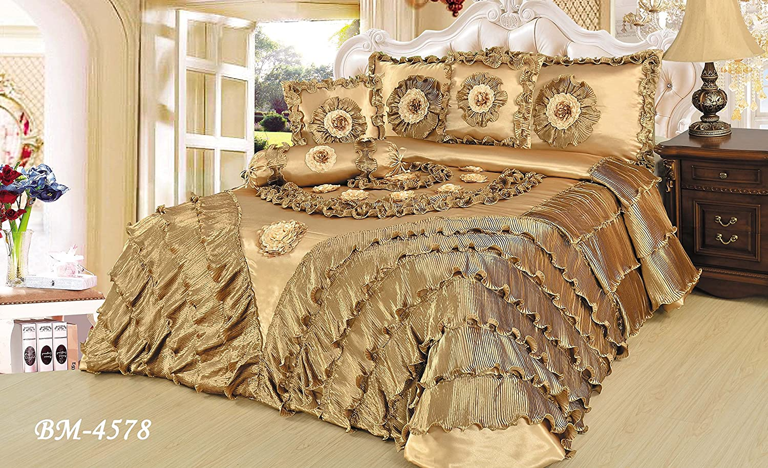 Luxury Quilts And Comforters