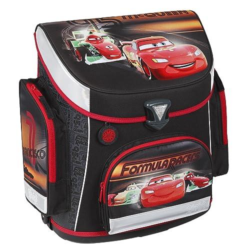 Das Schulranzenset Disney Cars 16- tlg. Cars mit Sporttasche, Schultüte und vielem mehr