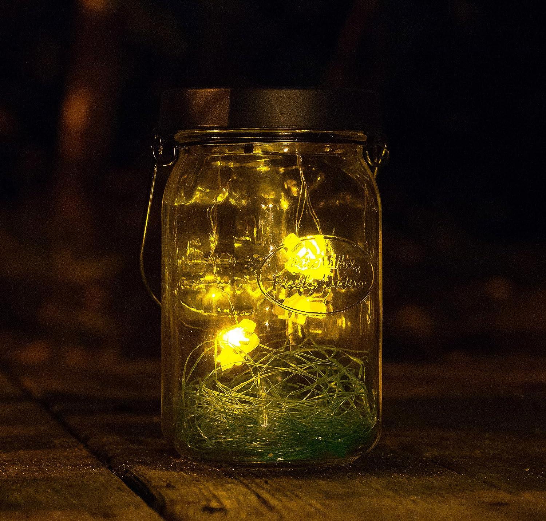 echo valley 4570r firefly solar lantern new free shipping ebay. Black Bedroom Furniture Sets. Home Design Ideas