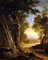 The Beeches ny Asher Brown Durand