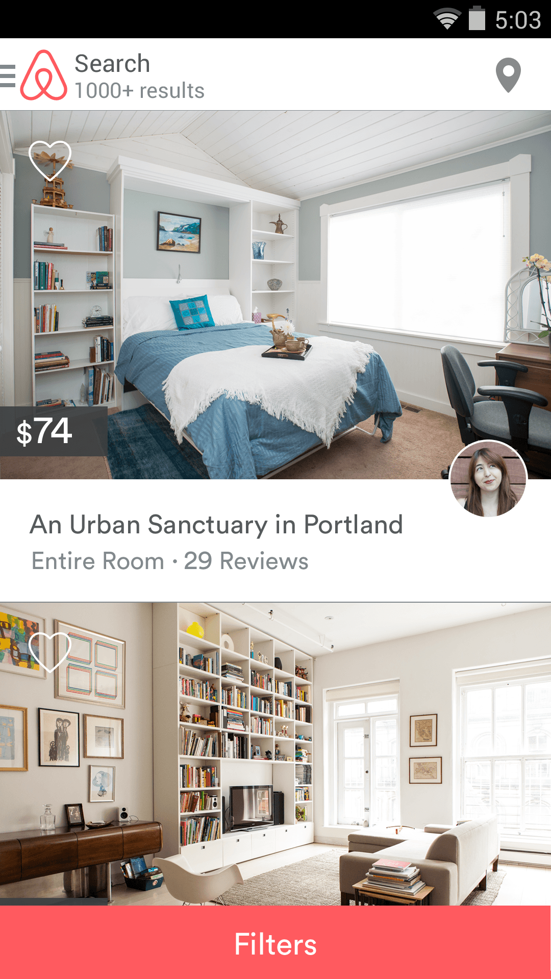 Airbnb: Amazon.co.uk: Appstore for Android