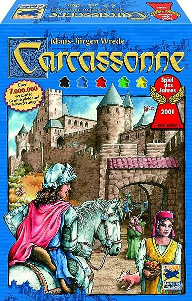Carcassonne. Jeu de l'Année 2001