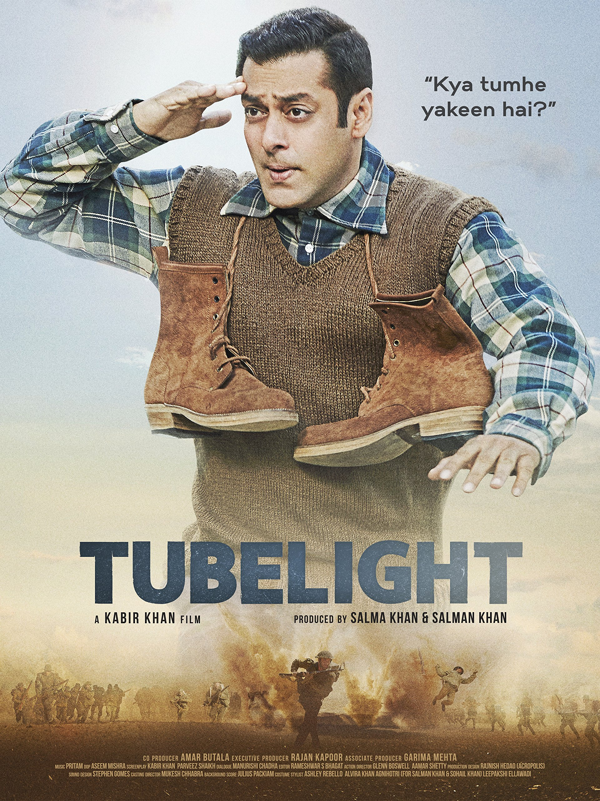 Tubelight on Amazon Prime Instant Video UK
