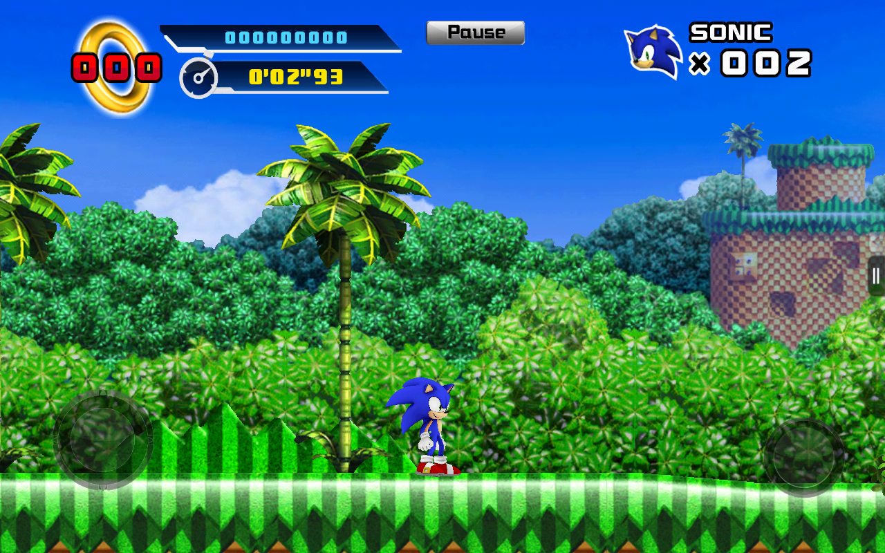 Sonic the Hedgehog Episode I v2.0 APK Full y Gratis