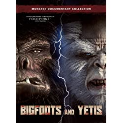 Bigfoots And Yetis