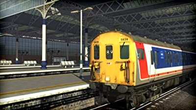 Network SouthEast Class 415 '4EPB' EMU Add-On [Online Game Code]