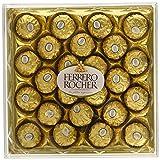 Ferrero Rocher - 24 Chocolates Box - 300g (Color: Standard Packaging, Tamaño: 10.6 Oz)