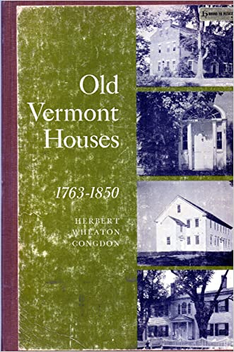 Old Vermont houses