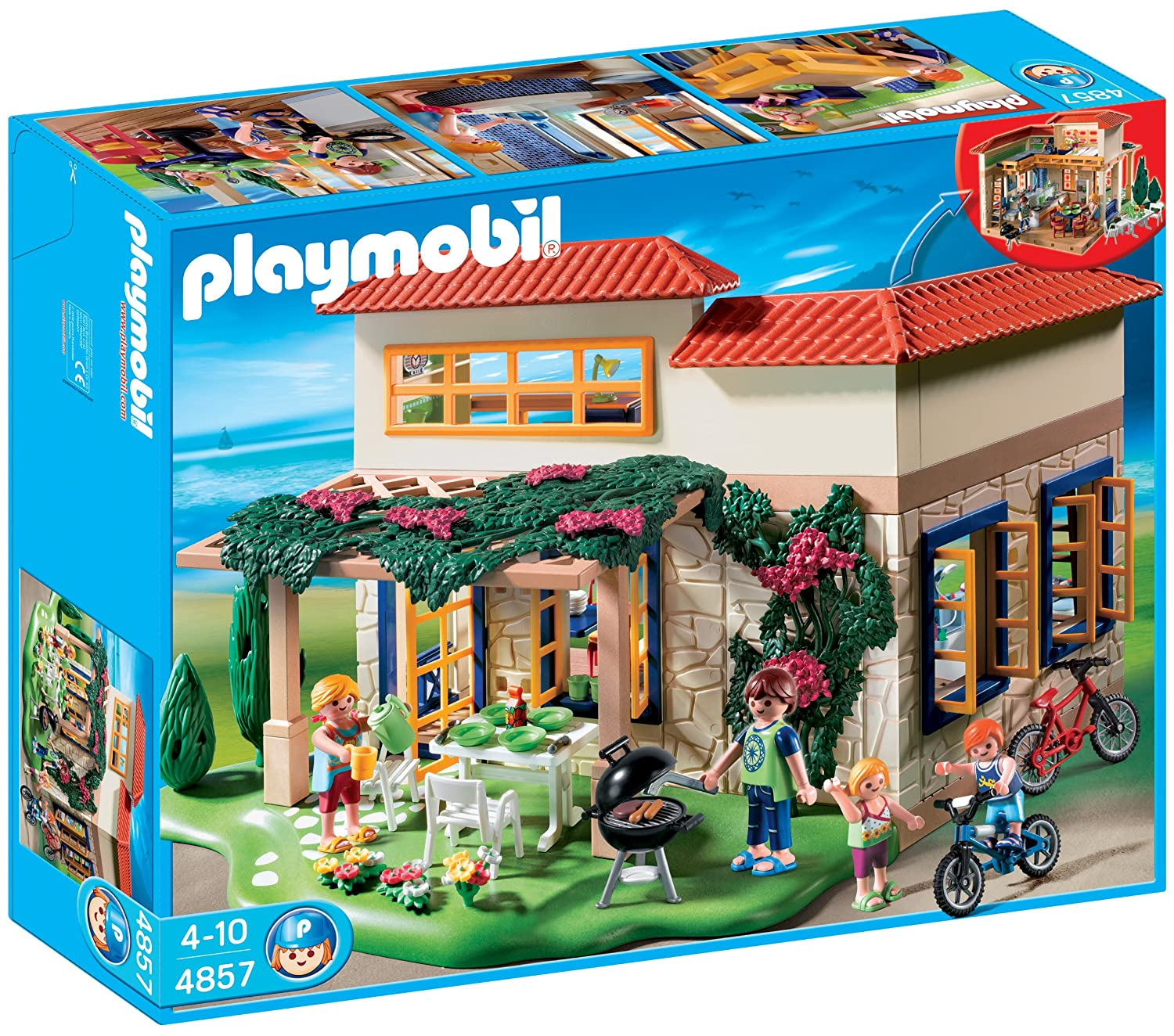 prix maison playmobil. Black Bedroom Furniture Sets. Home Design Ideas
