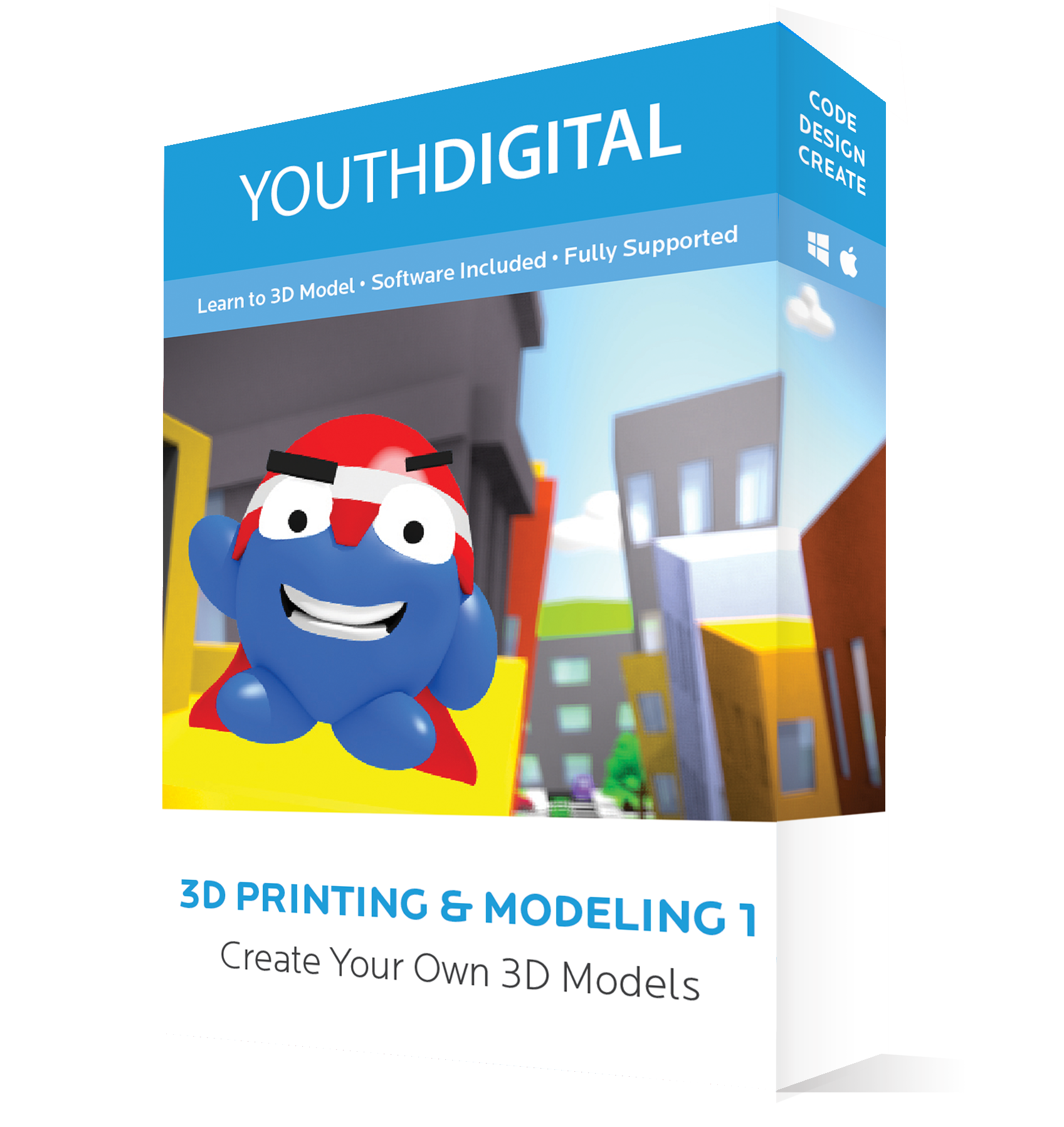 3d Printing Modeling Online Code Software Computer