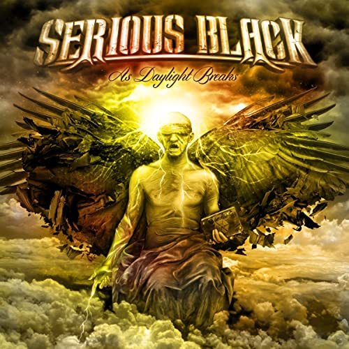 Serious Black - As Daylight Breaks (Limited Edition)