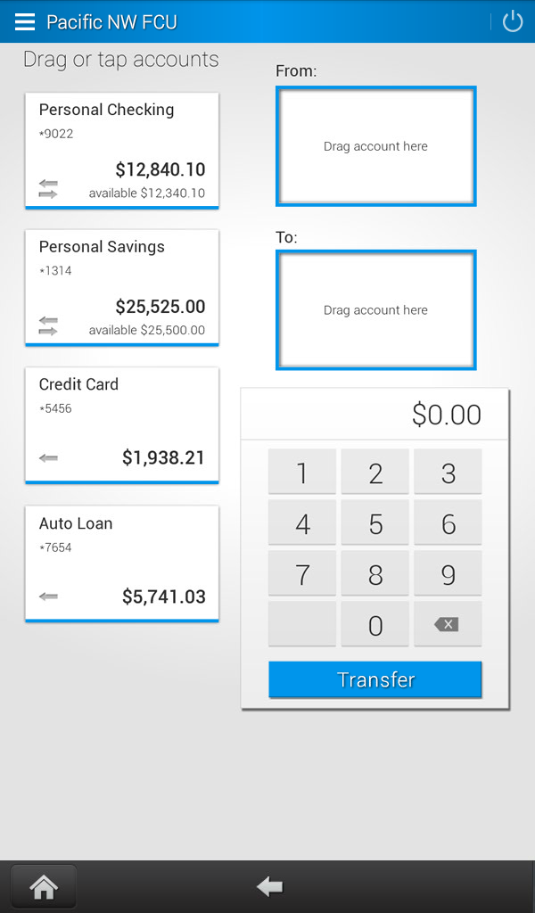Amazon.com: Pacific Northwest Federal Credit Union: Appstore for Android