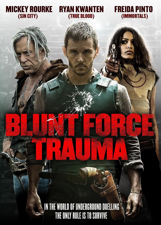 Blunt Force Trauma Mickey Rourke Où Ai-je La Tête ?