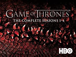 Game of Thrones: Seasons 1-4 [HD]