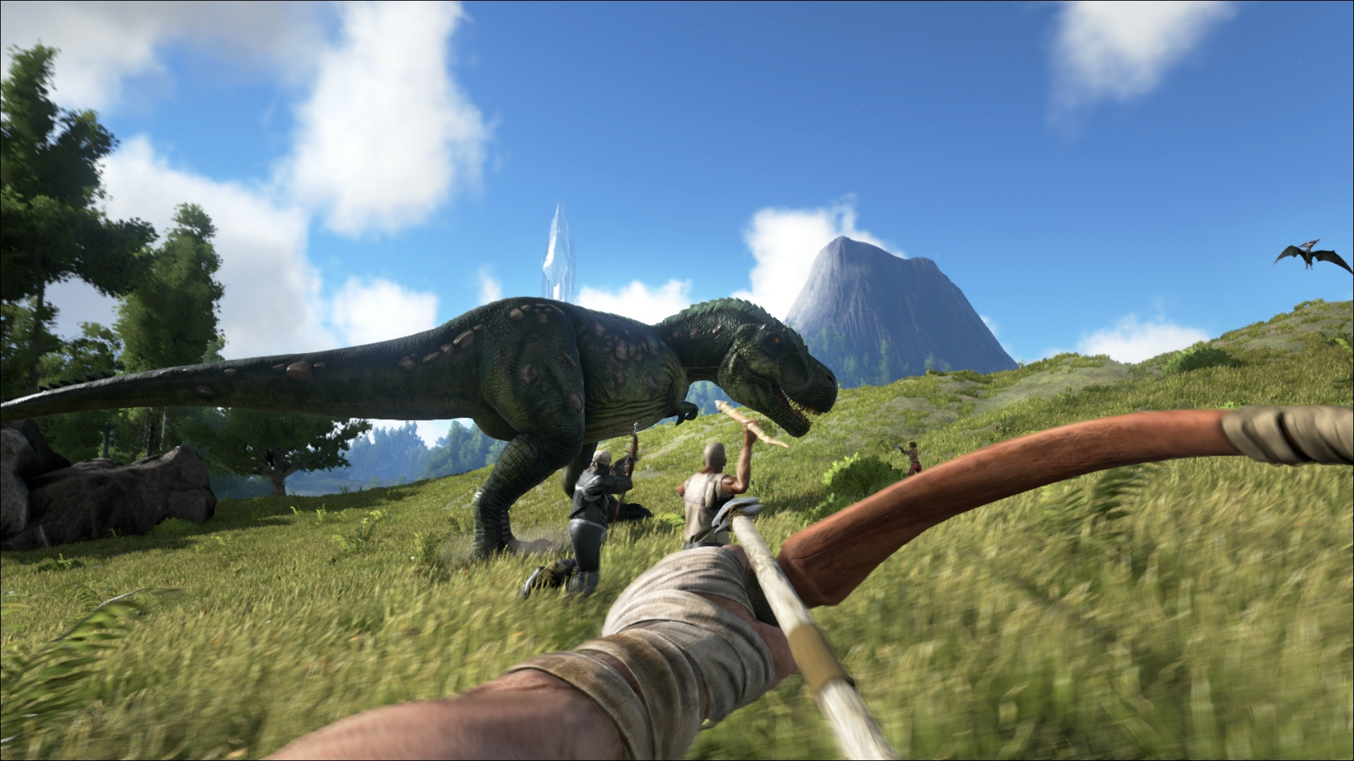 ARK Survival Evolved screen shot
