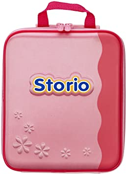 Vtech - 200859 - Jeu Educatif Electronique - Storio - Sac à Dos - Rose