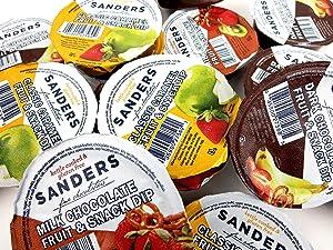 Sanders Dark Chocolate Fruit & Snack Dip