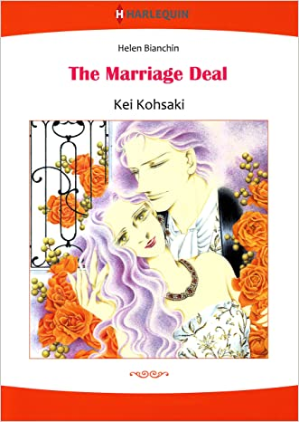 THE MARRIAGE DEAL - Lanier 1 (Harlequin comics) written by Helen Bianchin